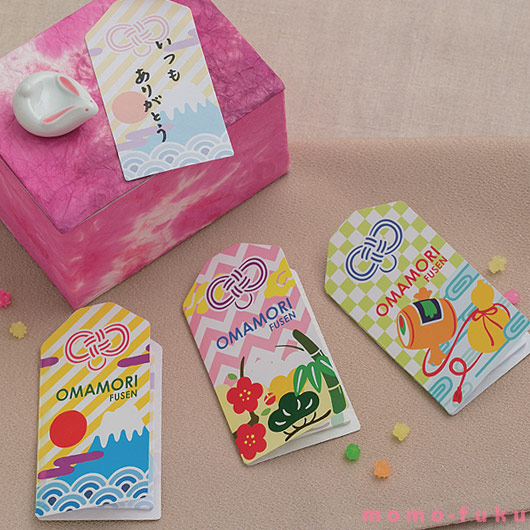OMAMORI STICKY NOTES