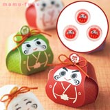 DARUMA CANDIES - in daruma package