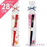 CHOPSTICKS with cute candies