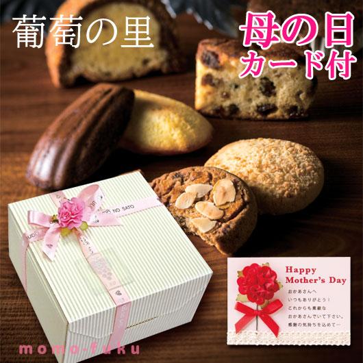 【母の日ギフト】葡萄の里 菓子スイーツセット25A