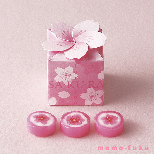CHERRY BLOSSOM CANDIES